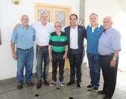 Visita Paulo Teves